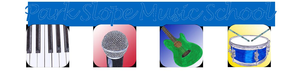 Park Slope Music School - Piano Guitar Bass Drums Voice